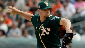 A's Name Kendall Graveman 2017 Opening Day Starter