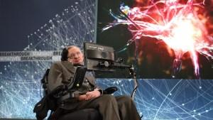Stephen Hawking Made Geek Culture Cool
