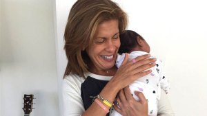 'Today' Anchor Hoda Kotb Adopts 'Valentine's Baby' Girl
