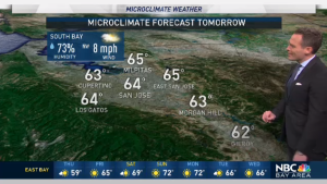 <p>Overcast sky will continue into Thursday.  Chief Meteorologist Jeff Ranieri has details on this as temperatures will also drop in your Microclimate Forecast.</p>