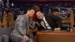 'Tonight': Jinx Challenge with Chris Hemsworth