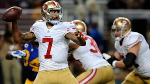 Doctor Gives 49ers' Kaepernick the Green Light
