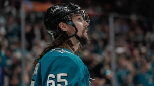 Sharks Defenseman Erik Karlsson Undergoes Groin Surgery