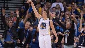 Thompson Erupts For 60 Points as Warriors Clobber Pacers