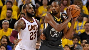 Listen to KD and LeBron James' Song 'It Ain't Easy'