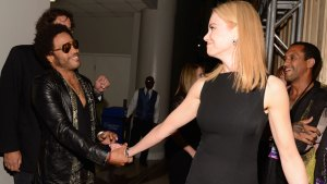 Nicole Kidman Reveals Past Engagement to Lenny Kravitz