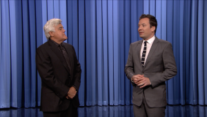 'Tonight Show': Jay Leno Delivers Monologue Jokes