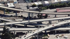 "472 Bay Area Bridges: ""Structurally Deficient"""