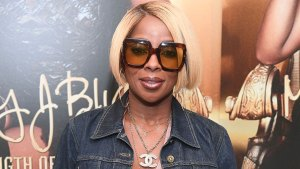 Blige Pours Pain from Recent Split Into Emotional New Album