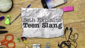 'Late Night': Seth Meyers Explains Teen Slang