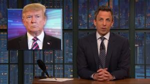 'Late Night': A Closer Look at Trump, Mueller Report