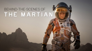 Behind-the-Scenes with 'The Martian' Cast