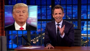 'Late Night': Closer Look at Trump, GOP Crisis