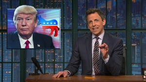 'Late Night': Closer Look at How Democrats Respond to Trump