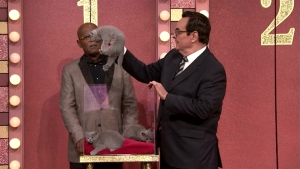 'Tonight': Truth or Door With Samuel L. Jackson