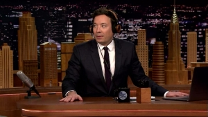 'Tonight Show': Fallon Shares Obscure Podcasts