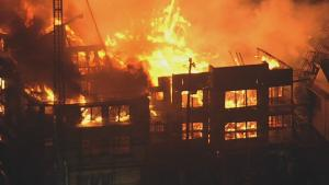 Wife of Artist Colony Leader Apologizes About Deadly Blaze