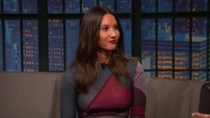 'Late Night': Olivia Munn Gave Her Mom the Ultimate Gift