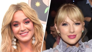 Katy Perry, Taylor Swift Bury the Hatchet Over Cookies