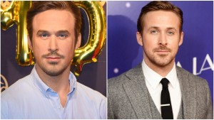 Gosling's Madame Tussauds Wax Figure Freaking Everyone Out