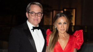 Parker Shuts Down 'Disgraceful' Report About Her Marriage