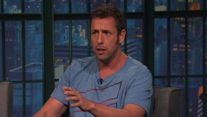 'Late Night' Adam Sandler on Working With Will Forte