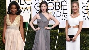 Top Red Carpet Looks: 2017 Golden Globes Arrivals