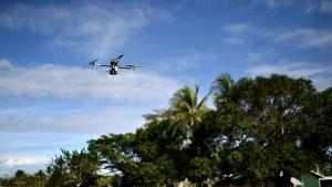 Drone Close Calls in California