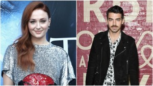 Joe Jonas Engaged to 'Game of Thrones' Star Sophie Turner