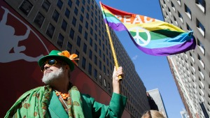 NYC Celebrates St. Patrick's Day at 255th Parade