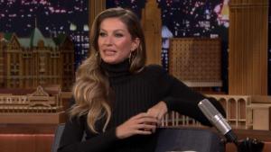 'Tonight': Gisele Bündchen Talks First Date With Tom Brady