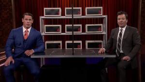 'Tonight': Jimmy and John Cena Play 'Box of Lies'