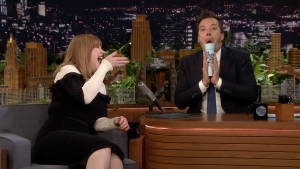 'Tonight': Bryce Dallas Howard Makes Animal Noises