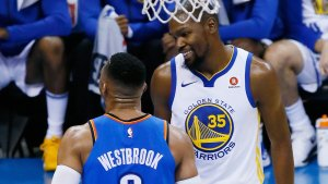 Durant Addresses Scuffles With Westbrook After Warriors Loss