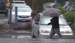 Bay Area May Rain Storm