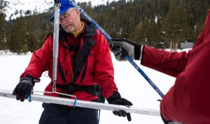 """Calif. Snowpack """"Dismally Meager,"""" Survey Finds"""