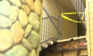 Apartment Building With Staircase Death Had Earlier Collapse