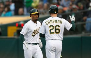Mariners Lose to A's 11-2; Encarnación Traded to Yankees