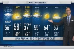<p>A new storm arrives Friday to bring heavier rain at times.  Chief Meteorologist Jeff Ranieri tracks the timeline and where over 1.00&rdquo; is possible in your Microclimate Forecast.</p>