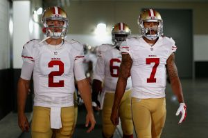 Chip Kelly in No Hurry to Make a Move to Kaepernick