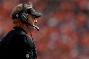 Gruden Has No Regrets About Trading Mack
