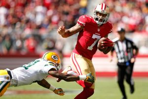 After Long Wait, Kaepernick is Ready to Perform
