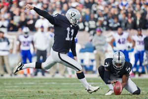 Raiders Among NFL's Best on Special Teams