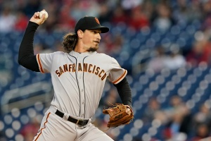 Giants Pitchers Lit Up in Loss to Nationals