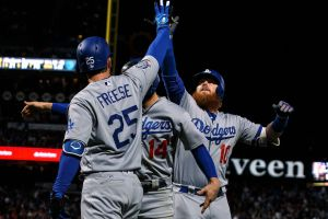 Madison Bumgarner, Giants Can't Put Dent in Dodgers' Playoff Hopes