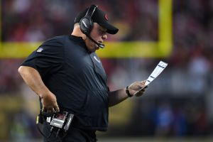 Kelly, Staff Will Take a Hard Look at Team During Bye Week