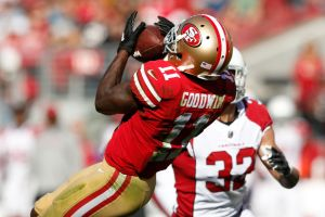 Goodwin Showed 49ers and NFL He's More Than Fast