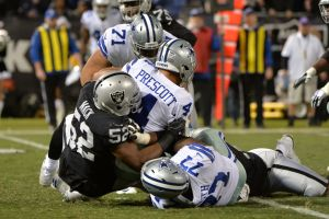 Great Expectations for Raiders Pass Rush in 2018
