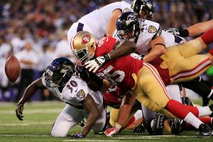 Niners' Tank is Rolling at his New Position