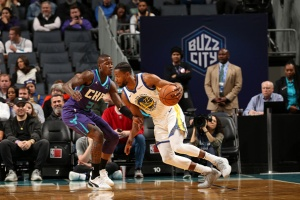 Warriors Fall to Hornets For Fourth Consecutive Loss